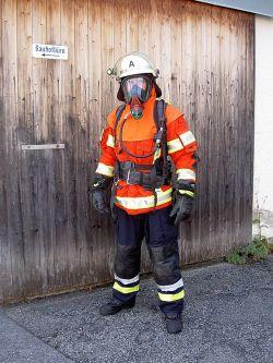 Chemikalienschutzanzug Form I